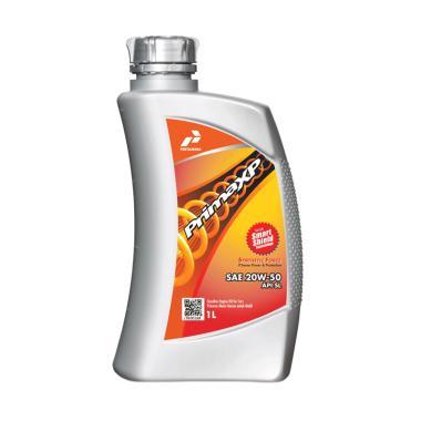 Pertamina Prima Xp 20W 50 Oli Pelumas Mobil 1 Liter