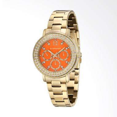 Giordano 2698-44 Jam Tangan Wanita - Gold