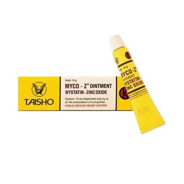 Myco-Z Salep Obat Dokter [10 g]