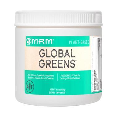 MRMAGIC MRM Global Greens Suplemen [3.5 oz/ 100 g]
