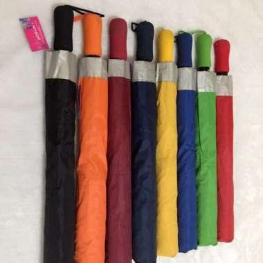 harga Payung golf otomatis lipat dua (Kode 004) multicolor Blibli.com