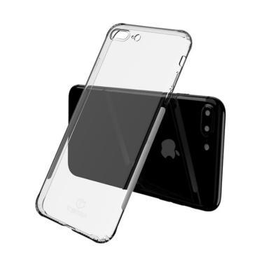 promo code 26688 961e0 T-Phox Anti Crack T-Armor TPU Casing for iPhone 7 Plus or iPhone 8 Plus -  Grey