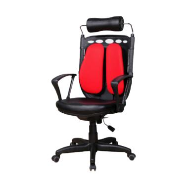 The Olive House Ace 1 Student Chair - Red