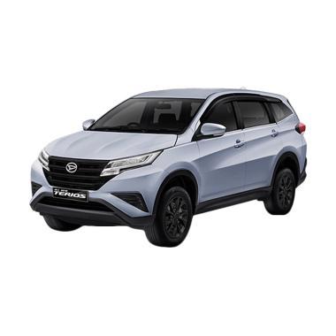 Daihatsu All New Terios 1.5 X STD Mobil - Classic Silver Metallic