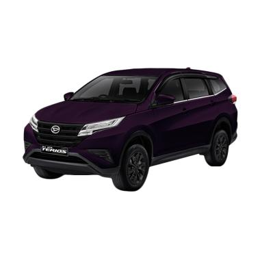 Daihatsu All New Terios 1.5 X Deluxe Mobil - Purple Metallic