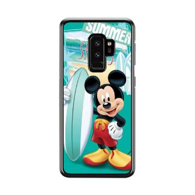 Cococase Mickey's Surf's Up E1743 Casing for Samsung Galaxy S9 Plus