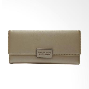 Jims Honey Amalia Wallet Dompet Wanita - Gold