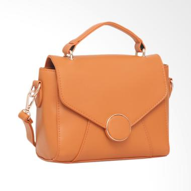 Lorica by Elizabeth Wilma Women Hand Bag - Jingga