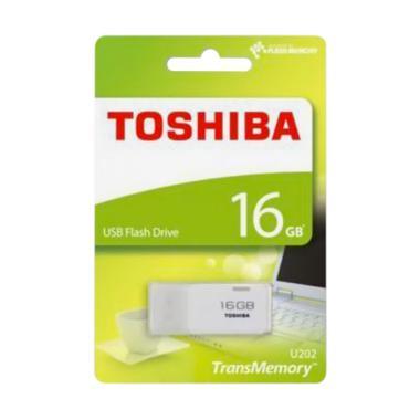 Toshiba USB Flashdisk - Putih [16 GB]