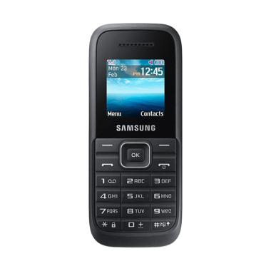Samsung B109E Keystone 3 Handphone - Hitam