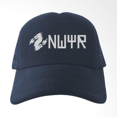 IndoClothing NYWR Topi Trucker - Navy