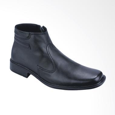 Recommended Sepatu Pantofel Pria - Hitam [503RCM]