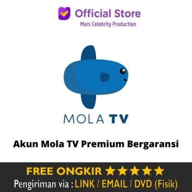 harga Akun MolaTV Mola TV EURO Premium Lifetime PRO VIP Private Use Bergaransi Premium Pro Plus Blibli.com