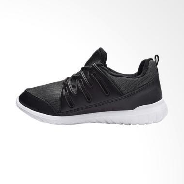 Ardiles Nila Sepatu Sneaker Wanita - Hitam Putih