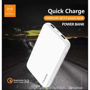 harga Unik Powerbank MCDODO 10000MAH MC50105011 QUALCOMM 3.0 Fast Charging Diskon Blibli.com
