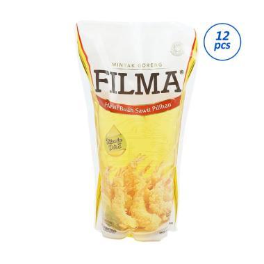 FILMA Minyak Goreng Pouch [1000 mL/ 12 pcs]