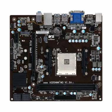 ECS A320AM4-M3 Motherboard