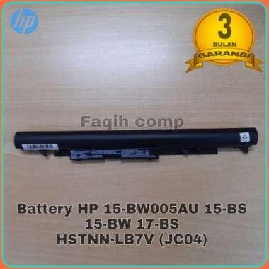 harga Unik Baterai Original Laptop HP 14 bs0xx 15 BW 17 BS JC04 JC03 HSTNN LB7W Limited Blibli.com