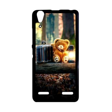 harga Bunnycase Teddy Bear Picnic L0281 Custom Hardcase Casing for Lenovo A6000/A6000 Plus/A6010 Blibli.com