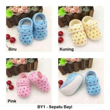 harga Unik BY1 - Sepatu Sendal Sandal Bayi Anak Prewalker Newborn Baby Shoes Berkualitas Blibli.com
