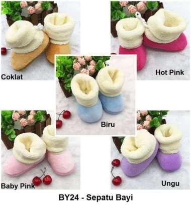 harga Promo BY24 - Sepatu Sendal Sandal Bayi Anak Prewalker Newborn Baby Shoes Berkualitas Blibli.com