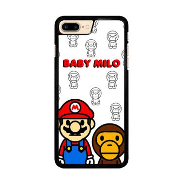 Flazzstore Baby Milo And Mario W481 ... e 7 Plus or iPhone 8 Plus