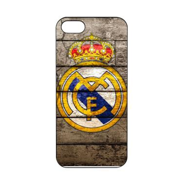 Cococase Real Madrid Logo G0048 Casing for iPhone 5 or iPhone 5s