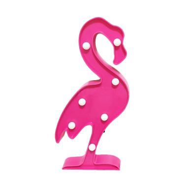 Emerystorage HD94 Flamingo Lampu Hias