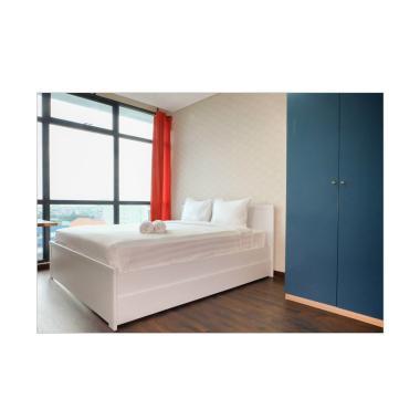 Travelio JDY8EBSZ Veranda Near Puri Apartment [2BR] (1 Bulan)