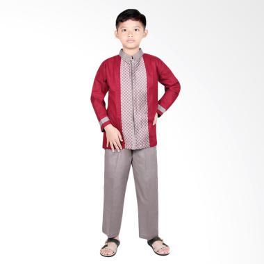 Zeintin ZBKA03 Baju Koko Anak - Multicolour