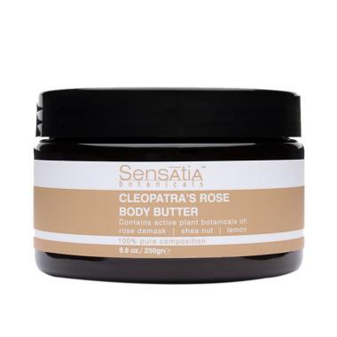 Sensatia Botanicals Cleopatra's Rose Body Butter [250 g]
