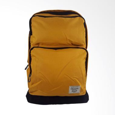 Kappa Backpack Tas Ransel Pria - Yellow [KE4BP952]
