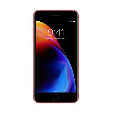 Apple iPhone 8 Plus Smartphone - Red Edition [64 GB]