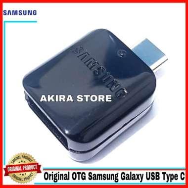 harga Unik OTG Connector USB Samsung Galaxy Note 10 S10 Lite Original 100 Type C Murah Blibli.com