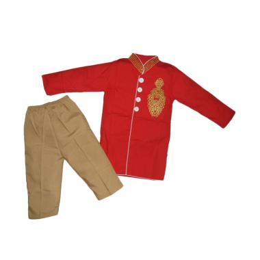 VERINA BABY Setelan Baju Koko Anak