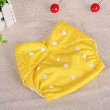 harga OEM RB-P1 POPOK Bayi Kain Kancing Cloth Diaper Clodi Bayi Dapat Dicuci - Popok Polos POPOK KUNING Blibli.com