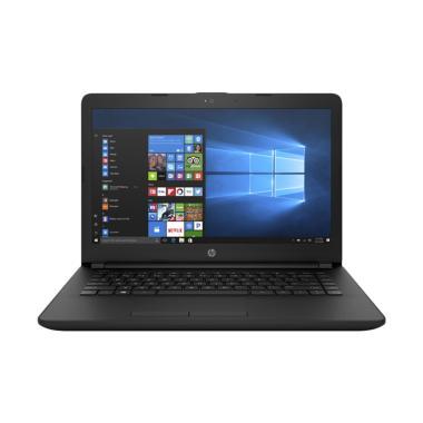 HP 14-BS705TU Notebook - Hitam [14  ... n 10] FREE Asuransi Paket