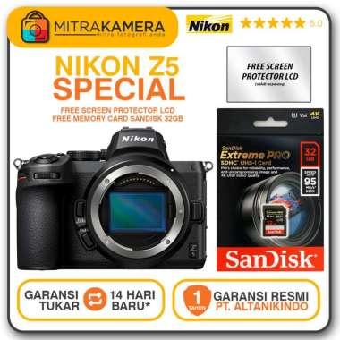 harga Nikon Z 5 Mirrorless Digital Kamera Body Only Blibli.com