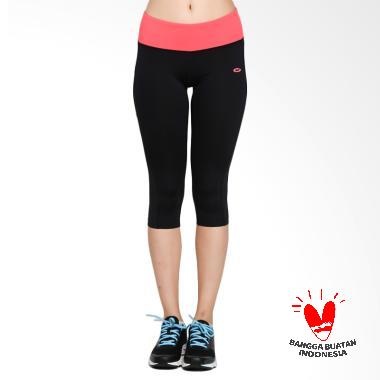 OPELON 3/4 Tight Pants Celana Olahr ... Hitam [17.8050.000.33.B2]