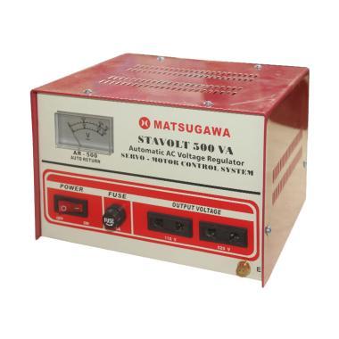 harga Matsugawa Stavolt MAR-500 Stabilizer Blibli.com