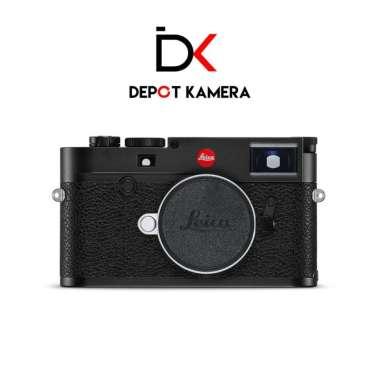 harga Leica M10 Digital Rangefinder Camera Black Chrome (20000) Blibli.com