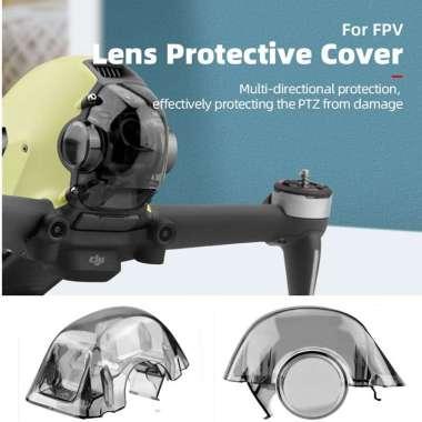harga Cover Pelindung Lensa Kamera Gimbal Anti Gores Untuk Drone Quadcopter Dji Fpv Blibli.com