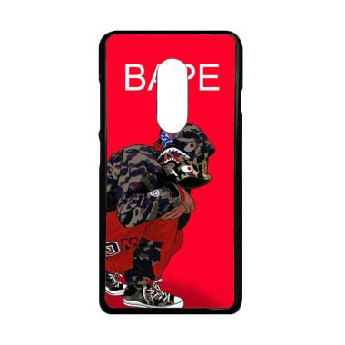 Cococase Bape Wallpaper J0284 Casing for Xiaomi Redmi 5 Plus
