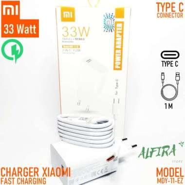 harga Unik Original Charger Xiaomi Fast Charging 100 33Watt Mi10 note 9 pro Diskon Blibli.com