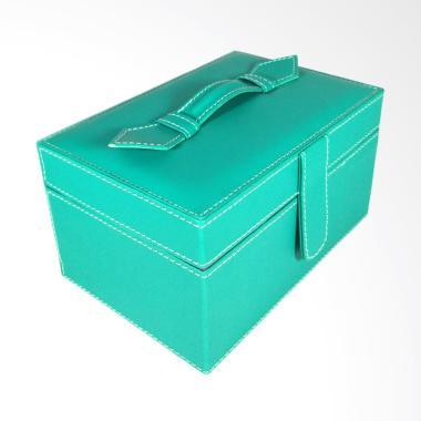 Kerajinan Jogja Kotak Tempat Perhiasan - Tosca Fanta [21 x 14 x 11 cm]