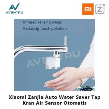 harga Jual Xiaomi Kepala Keran Kran Air Otomatis Sensor Infrared Auto Water Saver Berkualitas Blibli.com
