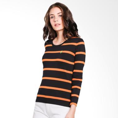 POLO RALPH LAUREN Stripe Custom T-s ... vest Gold - YH2T8EEM7YC -