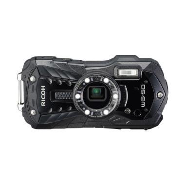 Ricoh WG-50 Digital Camera - Black