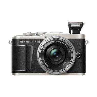Olympus PEN E-PL9 Kit 14-42mm EZ Kamera Mirrorless - Black