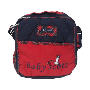 Baby Scots BY 09 Tas Bayi - Red [Medium]